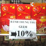 Thảm cảnh bánh Trung thu Hà Nội giảm giá bán tháo vì ế