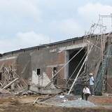 Sập công trình ở Cần Thơ, 5 người thương vong