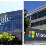 Microsoft và Google ngưng tranh chấp pháp lý