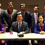 Chính thức đàm phán xong Hiệp định Thương mại lịch sử TPP