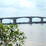 Chi 5.000 tỷ xây cầu Đại Ngãi, kết nối Trà Vinh - Sóc Trăng vào 2018