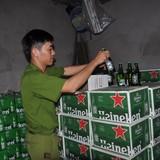 Quảng Trị phát hiện 3 kho hàng lậu tại khu vực biên giới