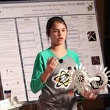 Nữ sinh 15 tuổi giành giải khoa học trị giá 25.000 USD