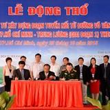 1.557 tỷ đồng làm đuờng nối vào cao tốc TP HCM - Trung Lương