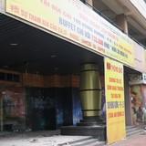 Cảnh hoang tàn của tòa nhà trị giá 55 triệu USD Thuận Kiều Plaza