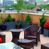 Mê mẩn ngắm 10 mẫu thiết kế vườn sân thượng tuyệt đẹp