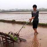 Nông dân Thái Bình chế máy cấy siêu tốc, nhà khoa học lặng tiếng