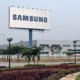 Nhà máy Samsung Thái Nguyên bị mất trộm tiền tỷ