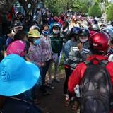 Công ty Yupoong Việt Nam nhận lại 1/3 số công nhân bị cho nghỉ