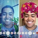 Snapchat bắt đầu kiếm tiền từ cửa hàng bán bộ lọc ảnh giá 0,99 USD
