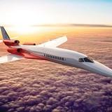 Máy bay siêu thanh đầu tiên dành cho tỷ phú