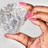 Tìm thấy viên kim cương lớn nhất thế kỷ tại Botswana
