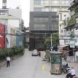 Chuyện hy hữu ở Hà Nội: Tiền tỷ mua cột nhà chung cư