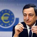 ECB hạ lãi suất Euro xuống âm 0,3%