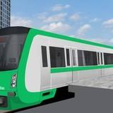 Sẽ lập mạng xe buýt kết nối đường sắt Cát Linh - Hà Đông