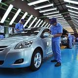 Thuế, phí chiếm nửa giá xe ôtô tại Việt Nam