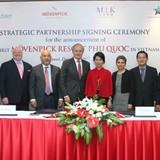 M.I.K Land độc quyền phát triển dự án Movenpick Resort Phú Quốc