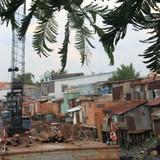 TP.HCM: Cải tạo rạch Văn Thánh, giải tỏa 834 hộ dân