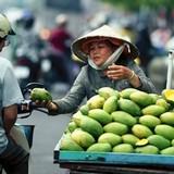 Xoài Campuchia tấn công thị trường Việt