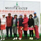 56 nữ golf thủ đón Giáng sinh sớm tại FLC Sầm Sơn