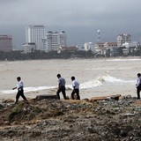 Dự án lấn biển, xây nhà hàng trái phép bên vịnh Nha Trang