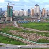 Hà Nội quyết liệt thu hồi đất ở các dự án vi phạm