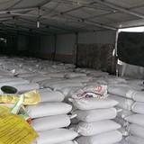 Bắt gần... 100 tấn mỡ bẩn chứa trong 2.000 bao tải