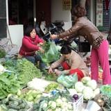 Hà Nội: Rét đậm kéo dài đẩy giá nhiều loại rau, củ tăng gấp đôi