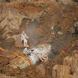 Đường ống nước sông Đà gặp sự cố lần thứ 17