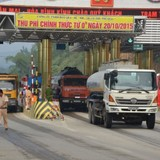 Bộ Giao thông xin hoãn, phí đường bộ vẫn rục rịch tăng kịch trần