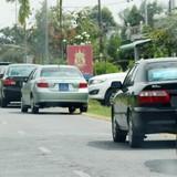 12 xe công chở cán bộ đến đám giỗ cha của chủ tịch tỉnh