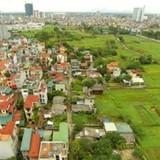 Hà Nội điều chỉnh 2,67ha đất cây xanh tại Gia Lâm thành đất ở