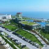 Resort 5 sao đón các đội bóng hàng đầu Việt Nam