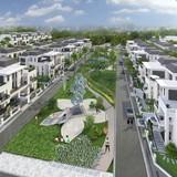 Vinhomes Gadernia ra mắt khu biệt thự và nhà phố thương mại
