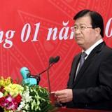 Bộ trưởng Xây dựng: Tránh phát triển thị trường bất động sản quá nóng