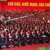1.510 đại biểu dự Đại hội XII đều đủ tư cách