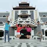 Lễ hội Hạt ngọc trời lần đầu tiên tổ chức tại Asia Park Đà Nẵng