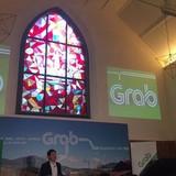 GrabTaxi đổi tên thành Grab, thay logo mới