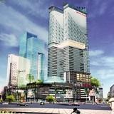 Xây trung tâm thương mại 40 tầng trên nền Thương xá Tax