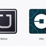 """Cư dân mạng """"tức giận"""" vì Uber đổi logo mới"""