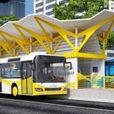 TP.HCM xin hỗ trợ hơn 235 tỷ đồng cho dự án buýt nhanh BRT