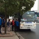 Ủy ban an toàn giao thông quốc gia yêu cầu xử lý xe chở công nhân Samsung