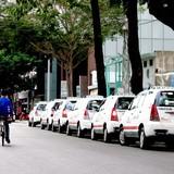 Tuần sau cước taxi, vận tải Sài Gòn giảm đồng loạt