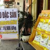 Tràn ngập gạo Campuchia tại… vựa lúa gạo lớn nhất Việt Nam