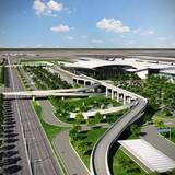 """Sân bay Long Thành """"vẫn chưa vào đường ray"""""""