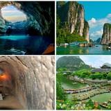 4 địa danh Việt được đề cử vào top 100 điểm đến hấp dẫn nhất thế giới