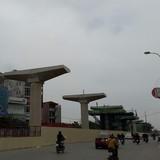 Tiếp tục dự án tuyến đường sắt đô thị số 3, Hà Nội lại chuẩn bị chặt cây