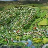 Hà Nội: Điều chỉnh quy hoạch khu biệt thự sinh thái rộng 123ha ở Thạch Thất