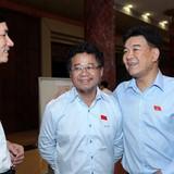 Ông Đặng Thành Tâm, Hoàng Hữu Phước tự ứng cử đại biểu Quốc hội