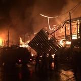 Cháy các cửa hàng người Việt ở Thái, thiệt hại một triệu USD